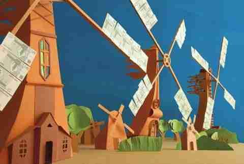 Ένας κόσμος από χαρτί