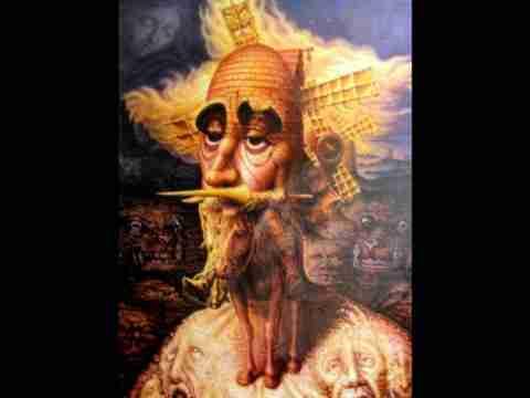 Octavio Ocampo: Ο καλλιτέχνης των ψευδαισθήσεων