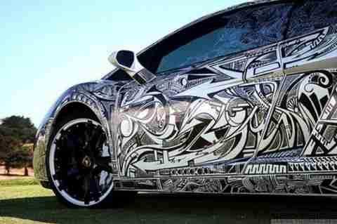 Αυτοκίνητα.. έργα τέχνης!
