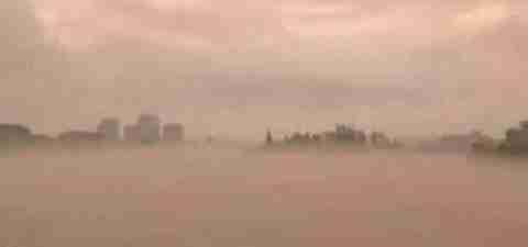 Πόλη φάντασμα εμφανίστηκε στην Κίνα