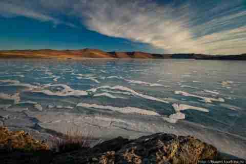 Η λίμνη Baikal