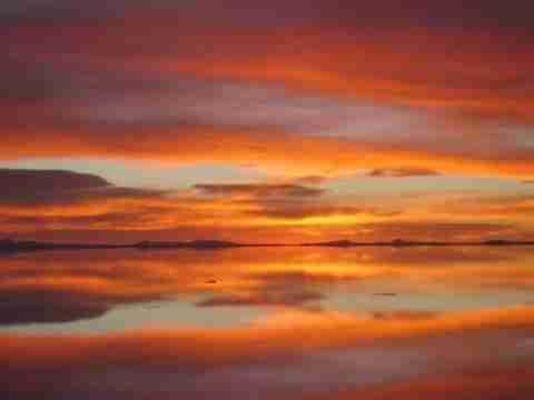 Salar de Uyuni: Ο μεγαλύτερος καθρέπτης της γης