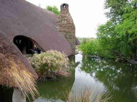 Σπίτια βγαλμένα από τα παραμύθια