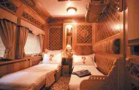 Ταξιδέψτε με το Eastern and Oriental Express