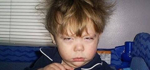 Το χειρότερο ξύπνημα που έχετε δει!!