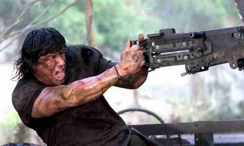 Το φινάλε του Rambo