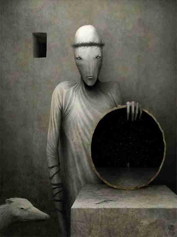 Τα τρομακτικά έργα του Anton Semenov