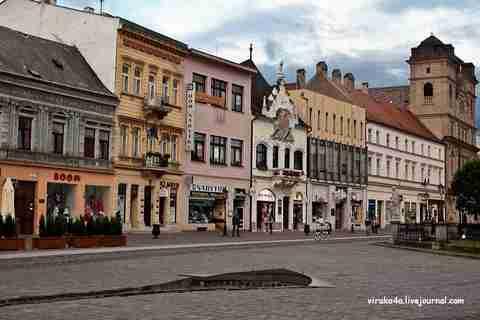 Κόσιτσε, η ομορφότερη πόλη της Σλοβενίας