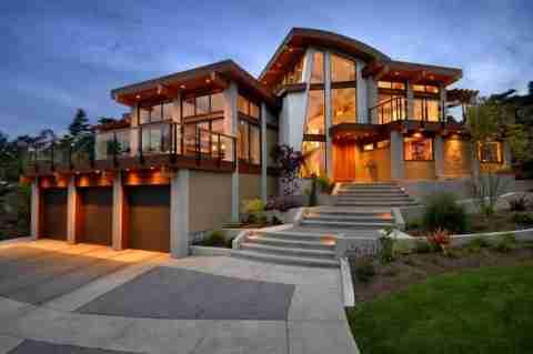 Το εντυπωσιακό Armada House στον Καναδά