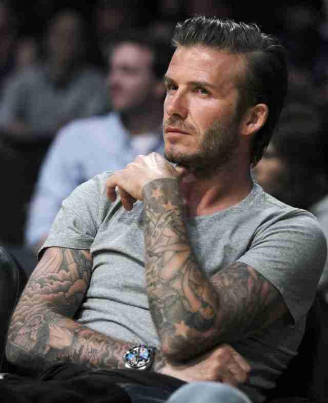 Τα τατουάζ των Celebrities