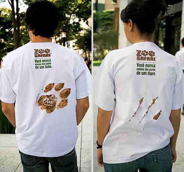 T-Shirt Σαφάρι