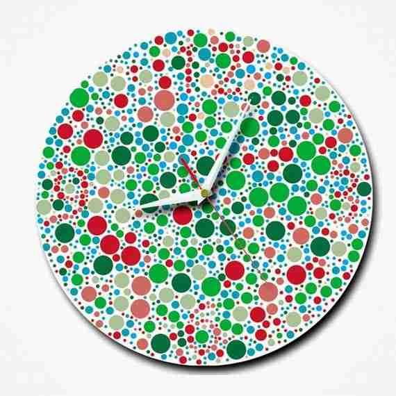 Τα πιο παράξενα ρολόγια τοίχου