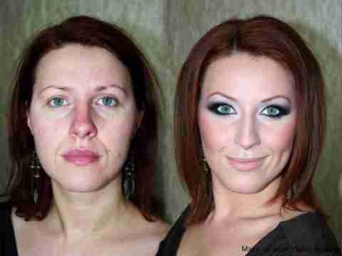 Η μαγεία του μακιγιάζ