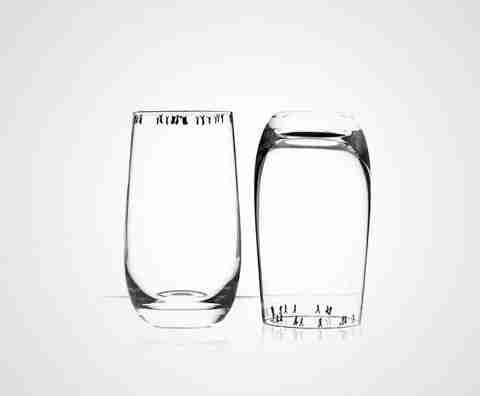 Έξυπνα και εντυπωσιακά ποτήρια