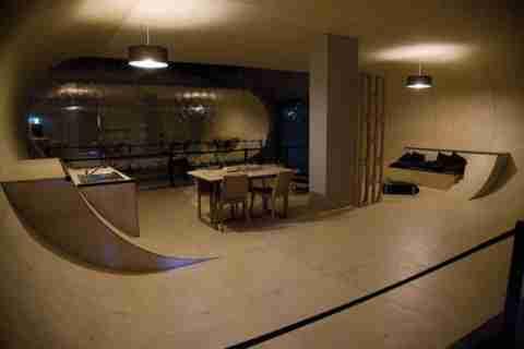 Το ιδανικό σπίτι των Skaters