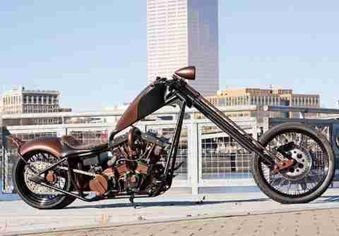 15 Chopper έργα τέχνης..