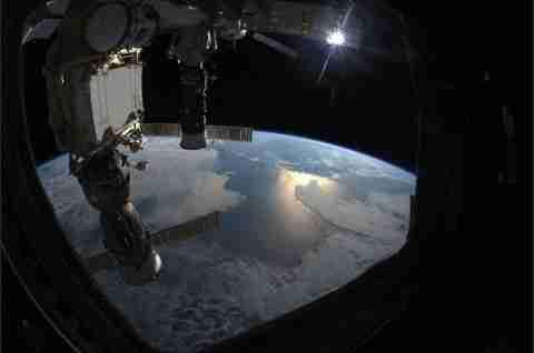 Η Γη από το διάστημα