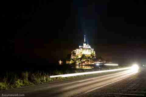 Το εντυπωσιακό Mont Saint Michel