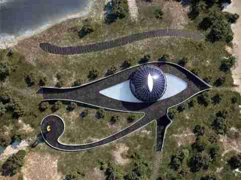 Η Βίλλα της Naomi Campbell στην Τουρκία
