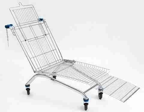 Πρωτότυπες και ασυνήθιστες καρέκλες