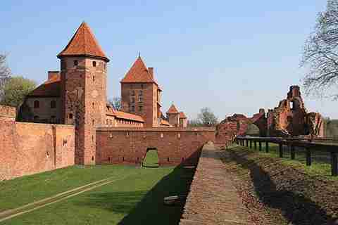 Τα δέκα πιο συναρπαστικά κάστρα του κόσμου