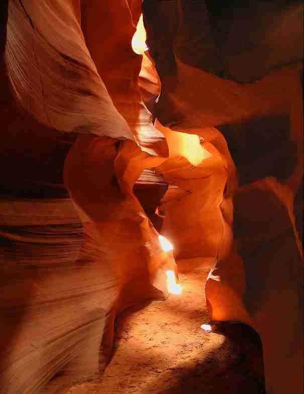 Antelope Canyon, ΗΠΑ