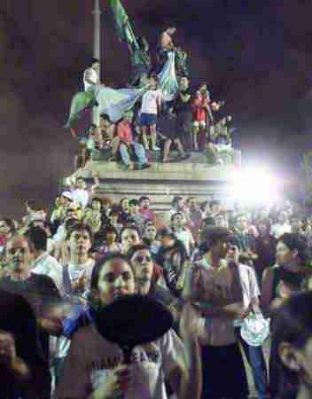 Αργεντινή 2001, Ελλάδα 2011