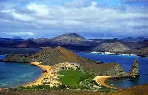 Ταξιδεύοντας στο νησί του Δαρβίνου