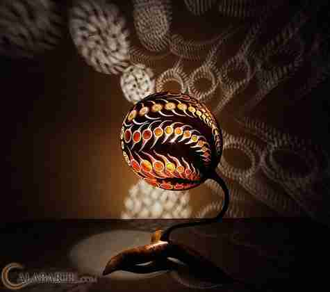 Τα μαγικά φωτιστικά του Calabarte