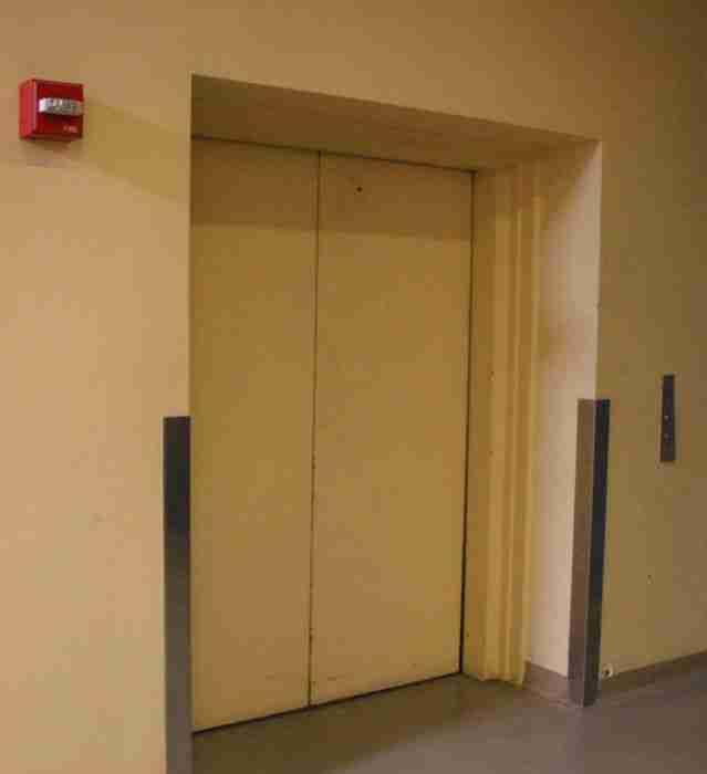 Ένα ασανσέρ βγαλμένο από τα παραμύθια