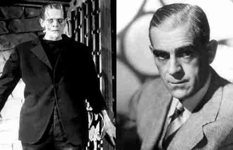 Boris Karloff – Frankenstein