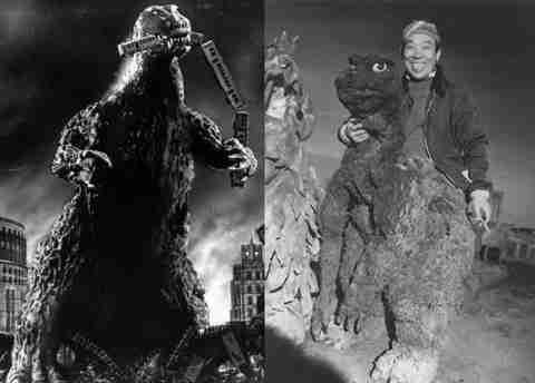 Haruo Nakajima – Godzilla