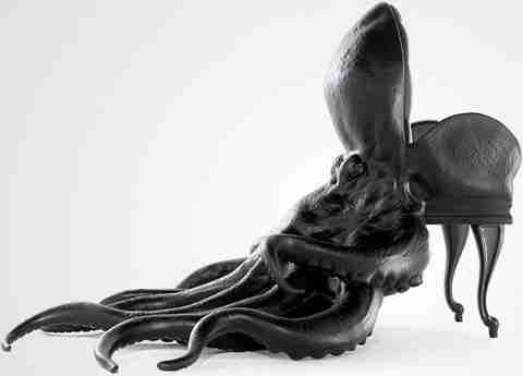 Καρέκλες - ζώα του Maximo Riera