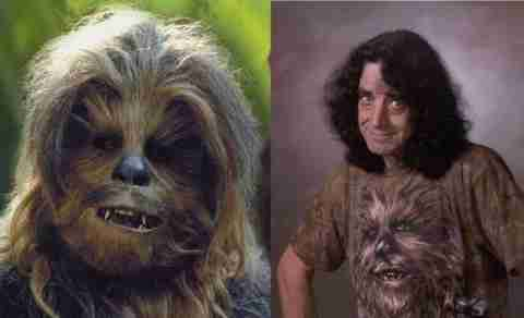 Peter Mayhew –  Star Wars