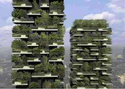 Bosco Verticale: Το πρώτο κατακόρυφο δάσος