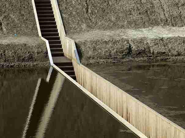 Η βυθισμένη γέφυρα
