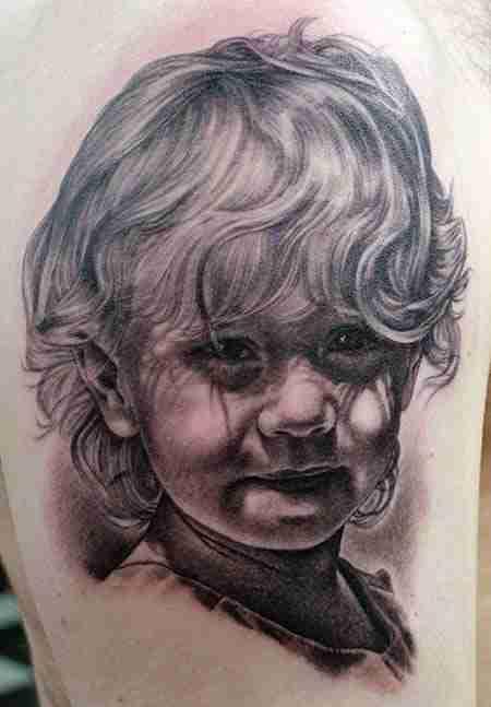 Τατουάζ έργα τέχνης