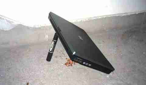 12 χρήσεις για ένα χαλασμένο Laptop