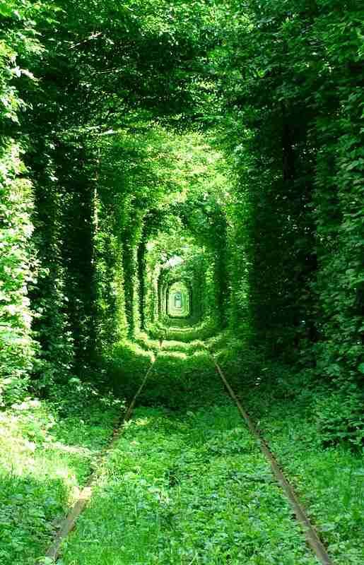 Το τούνελ της αγάπης