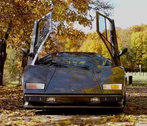 home made lambo 1 Έφτιαξε την δική του Lamborghini