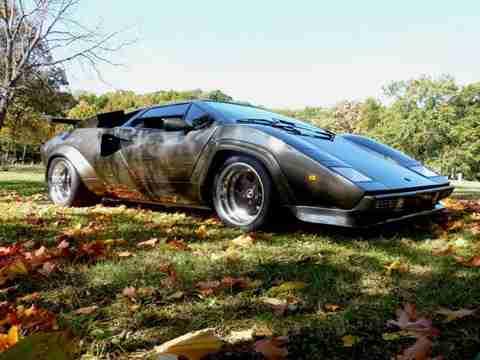 home made lambo 3 Έφτιαξε την δική του Lamborghini