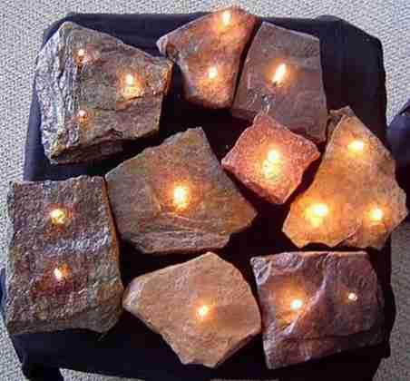 Πρωτότυπα κεριά που θα σας εντυπωσιάσουν