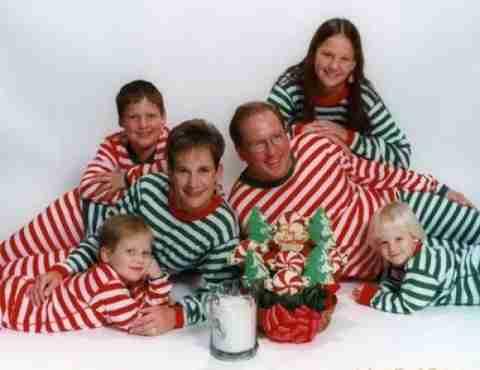 Παράξενες Χριστουγεννιάτικες φωτογραφίες