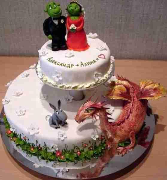 Πρωτότυπες τούρτες και γλυκά