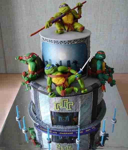 prwtotypes tourtes 7 Πρωτότυπες τούρτες και γλυκά!!