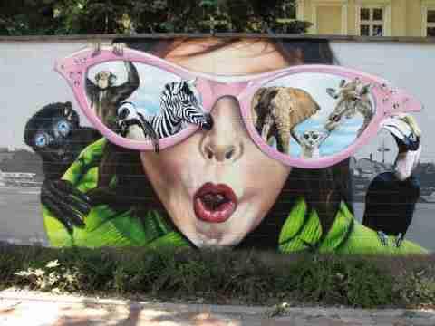 Street Art: Τα καλύτερα του 2011