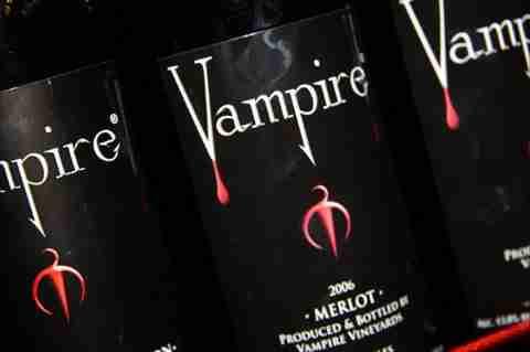 Vampire Wines