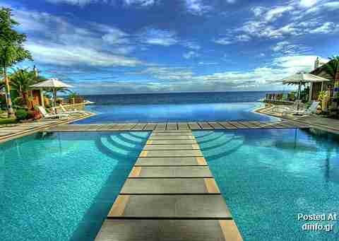 Acuatico Beach Resort, Philippines