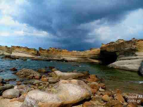 Το εντυπωσιακό ακρωτήριο Yehliu