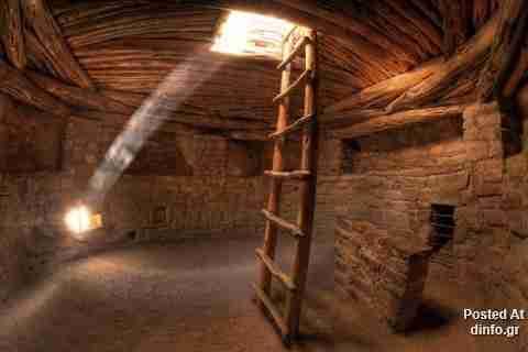 Τα παράξενα σπίτια των Ανασάζι